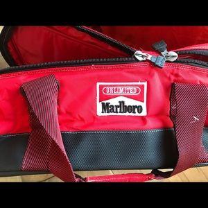 Marlboro NON SMOKER  picnic insulated bag large
